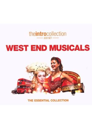 The Intro Collection West End Musicals (3CD) (Music CD)