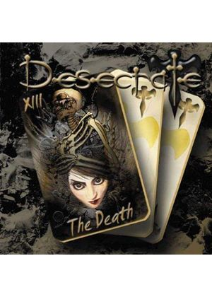 Desecrate - XIII the Death (Music CD)