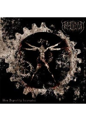 Abhordium - When Depravity Incarnates (Music CD)