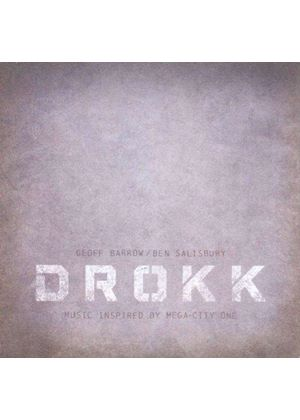 Ben Salisbury - Drokk (Music Inspired by Mega-City One) (Music CD)