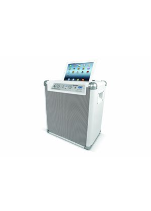 ION Block Rocker Bluetooth - Portable Sound System With Wireless Technology
