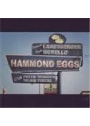 Jermaine Landsberger & Paulo Morello - Hammond Eggs