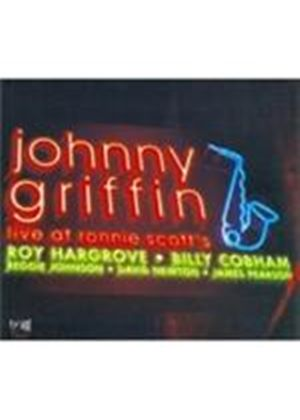 Johnny Griffin - Live At Ronnie Scott's [Digipak] (Music CD)