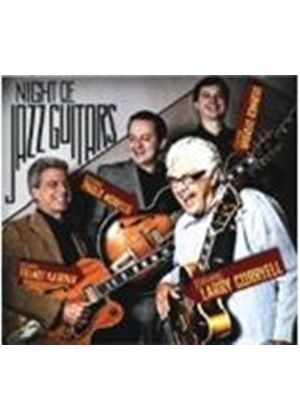 Corywell, Larry & Paulo Morello/Helmut Kagerer/A. Dombert - Night Of Jazz Guitars (Music CD)
