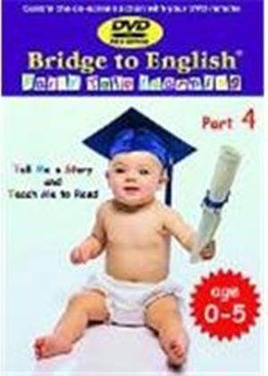 Bridge To English Fairy Tale Learning - Part 4 (DVDi)