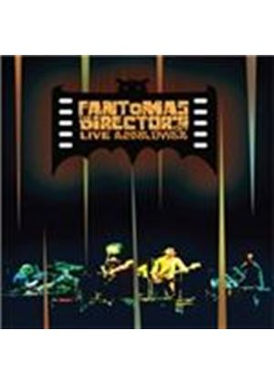 Fantômas - The Directors Cut (A New Year's Revolution/Live Recording/+DVD)