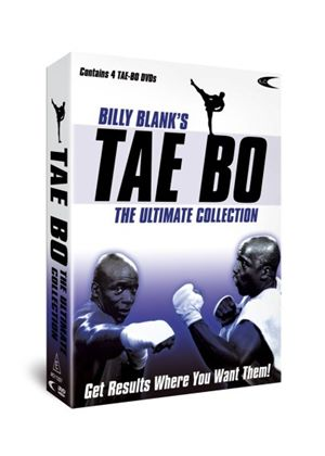 Billy Blanks Tae-Bo (The Ultimate Box Set) (Four Discs)