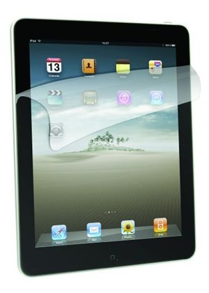 Logic3 iPad2 Anti-Glare Screen Protector and Cleaning Cloth