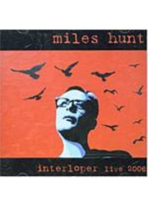 Miles Hunt - Interloper (Music CD)