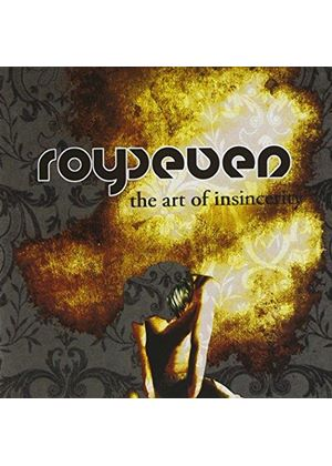 Royseven - Cursed With Insincerity (Music CD)