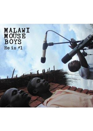 Malawi Mouse Boys - He Is #1 (Music CD)