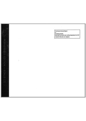 Throbbing Gristle - Second Annual Report of Throbbing Gristle (Music CD)