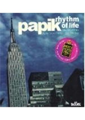 Papik - Rhythm Of Life (Music CD)