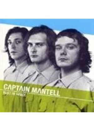 Captain Mantell - Rest In Space (Music CD)