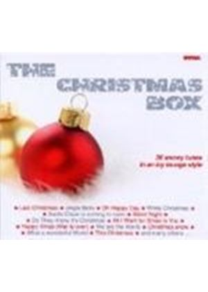Various Artists - Christmas Box (36 Snowy Tunes In An Icy Lounge Style) (Music CD)