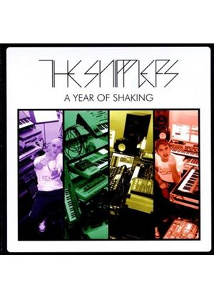 Snipplers (The) - Year of Shaking (Music CD)