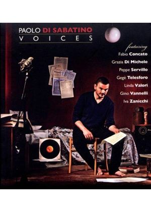 Paolo Di Sabatino - Voices (Music CD)