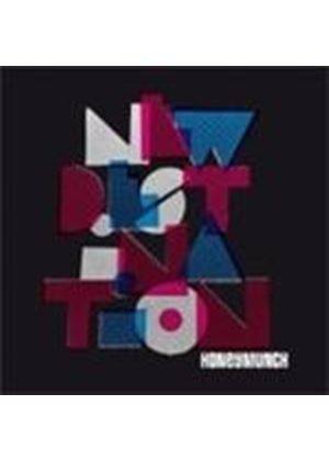 Honeymunch - New Destination (Music CD)