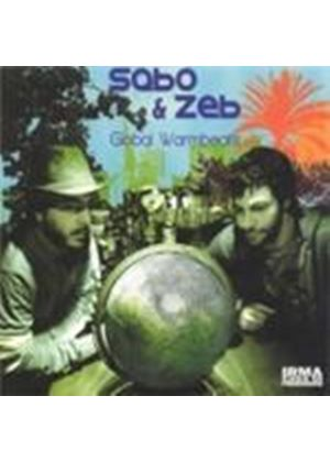 Sobo & Zeb - Global Warmbeats (Music CD)