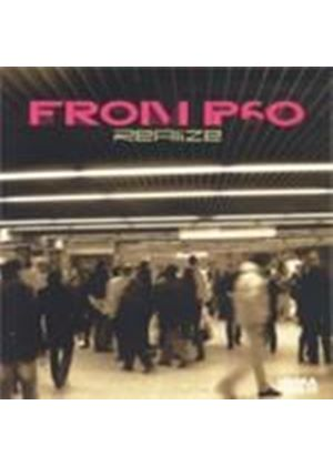 From P60 - Realize (Music CD)