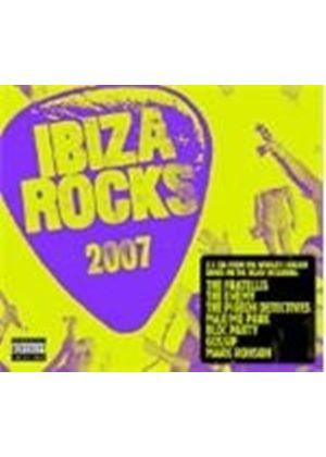 Various Artists - Ibiza Rocks (Music CD)