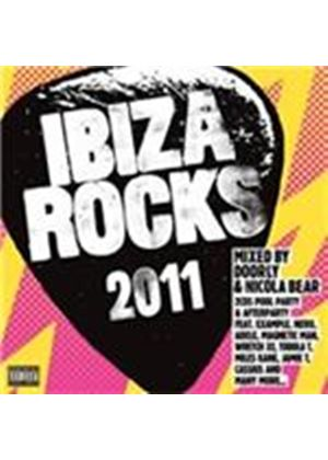 Various Artists - Ibiza Rocks 2011 (Music CD)