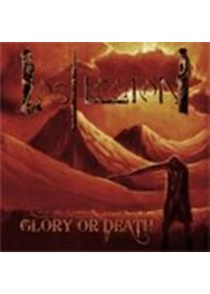 Lost Legion - Glory Or Death (Music CD)
