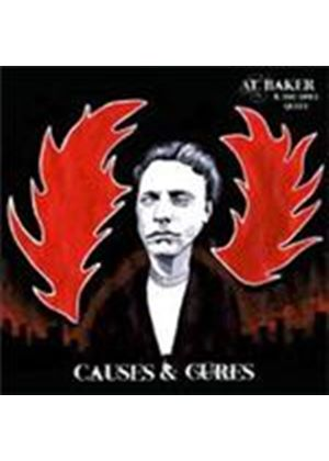 Al Baker & The Dole Queue - Causes And Cures (Music CD)