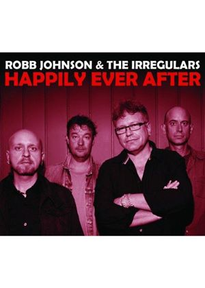 Robb Johnson - Happily Ever After (Music CD)