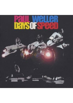 Paul Weller - Days Of Speed (Music CD)