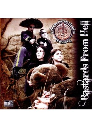 Reverend Moltez Orchestra (The) - Bastards from Hell (Music CD)