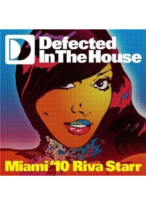 Various Artists - Defected In The House - Miami 2010 (Mixed By Riva Starr) (Music CD)