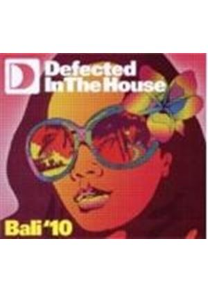 Various Artists - Defected In The House - Bali 2010 (Mixed By DJ Gregory) (Music CD)