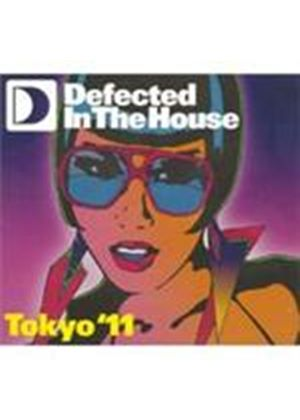 Various Artists - Defected In The House - Tokyo 2011 (Music CD)