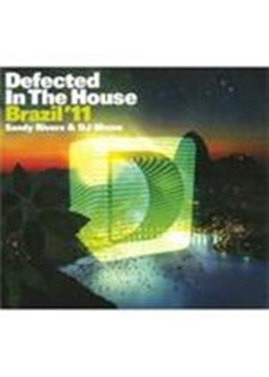 Various Artists - Defected In The House - Brazil 2011 (Mixed By Sandy Rivera & DJ Meme) (Music CD)