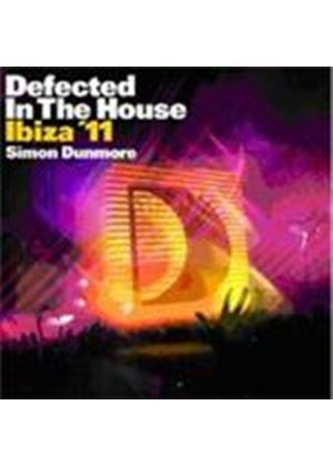 Various Artists - Defected In The House - Ibiza 2011 (Music CD)