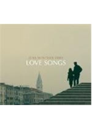 Jens Winther - Love Songs (Music CD)