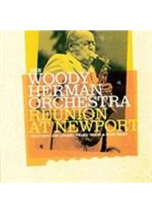Woody Herman & Orchestra - Reunion At Newport (Music CD)