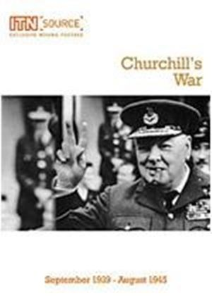 Churchill's War - September 1939-August 1945