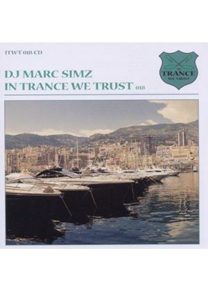 Marc Simz - In Trance We Trust 18 (Music CD)