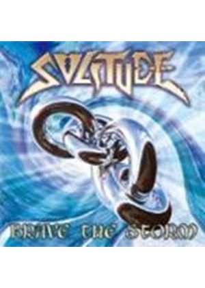 Solitude - Brave The Storm (Music CD)