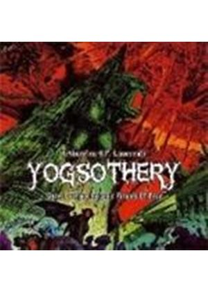 VV.AA - Yogsothery Vol.1 (Tribute To HP Lovecraft) (Music CD)