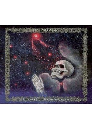 Midnight Odyssey - Funerals from the Astral Sphere (Music CD)