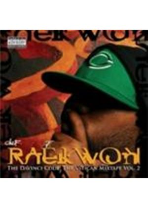 Raekwon - Vatican Mixtape Vol.2, The (The DaVinci Code/Parental Advisory) [PA] (Music CD)