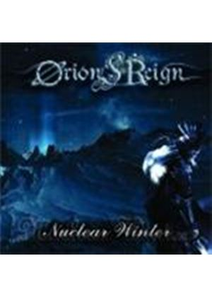 Orions Reign - Nuclear Winter (Music CD)