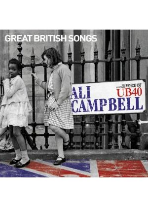 Ali Campbell - Great British Songs (+DVD)