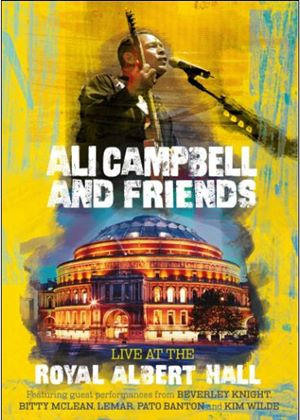 Ali Campbell and Friends - Live At The Royal Albert Hall