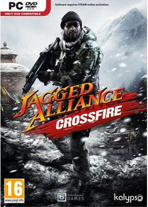 Jagged Alliance - Crossfire (PC DVD)