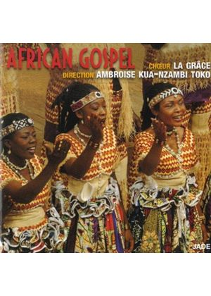 Choeur la Grace - African Gospel (Music CD)