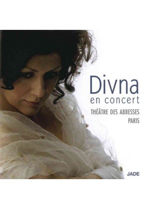 Divna en Concert: Théâtre des Abbesses, Paris (Music CD)